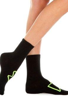 Staffbymaff - Neon Cursor Socks