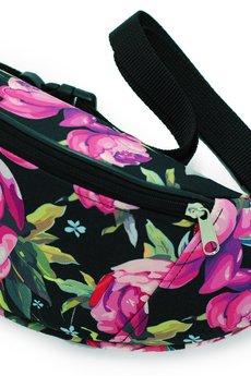 cherrish - Saszetka CHERRISH Różowe kwiaty