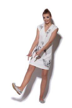 FENOMENALE - minimalistyczna sukienka ORIGAMI