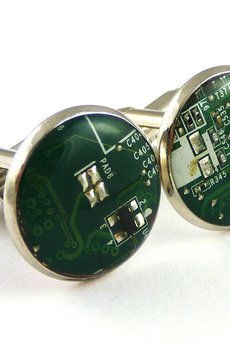 SCRADEUS - Spinki elektroniczne