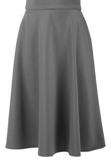 Lambear - Dzianinowa spódnica za kolano