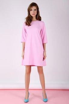 - Sukienka w kształcie A bawełna