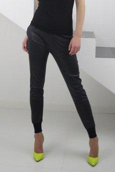 YES TO DRESS by Bożena Karska - ZIBI perfect leather-imitation pants