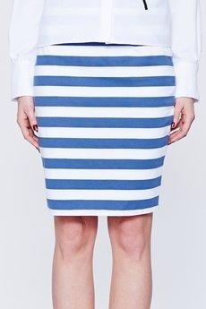 BLUE EYE POP - Spódnica Wbep_S02
