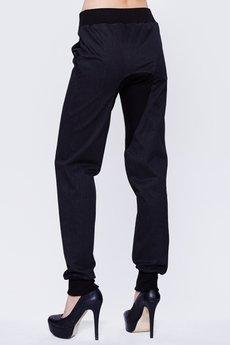 BLUE EYE POP - Spodnie damskie tkaninowe Wbep_Sp02
