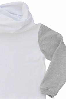 midfashion - bluzka zakręcony komin