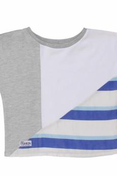 midfashion - asymetryczny t-shirt
