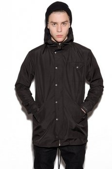 The Hive - PARKA ALL BLACK