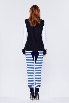 BLUE EYE POP - Spodnie damskie