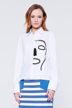 BLUE EYE POP - Koszula damska