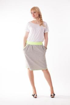 Dress You Up - Spódniczka Basic _fluo