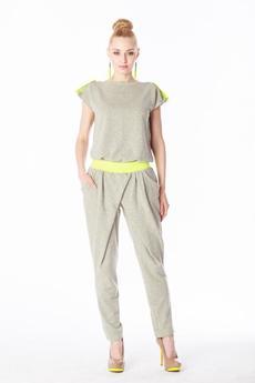 Dress You Up - Spodnie Origami - limitowane 2 kolory