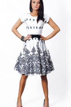 Livia Clue - Sukienka APRIL Midi Brillant
