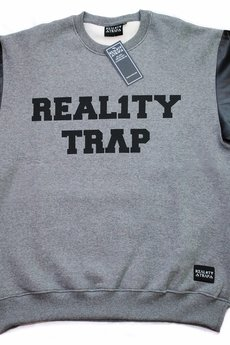 RTC Reality Trap Clothing - Real Trap Logo Crewneck