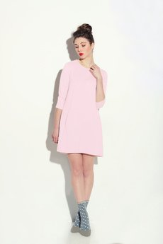BONJOUR and KISS - Unique pastel dress