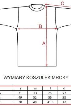 """Mroky - """"Duszek Mroky"""" - Szary"""