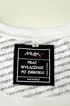 "Mroky - ""Duszek Mroky"" - Biały"