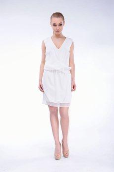 Betko - Sukienka jedwabna