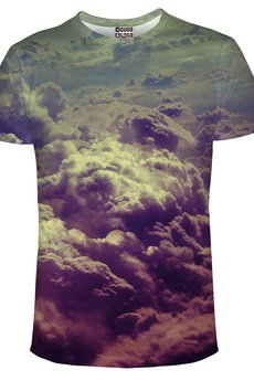 Mr. Gugu & Miss Go - T-shirt Clouds