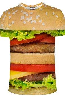 - Hamburger t-shirt