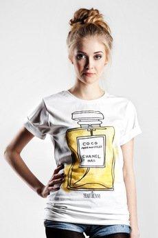 Yeah Bunny - Perfume tshirt COCO