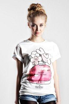 Yeah Bunny - Perfume tshirt Daisy