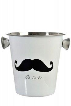 MIA home passion - Pojemnik na szampana Mustache