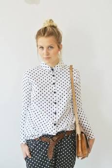 Brunoszka - white/sweet/chemise