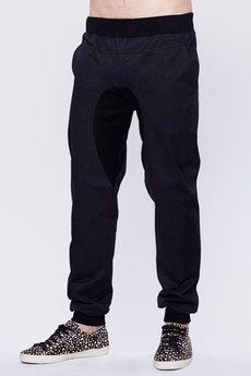 - Spodnie męskie tkaninowe Mbep_Sp09