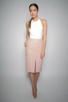 - Spódnica pastelowy róż GS