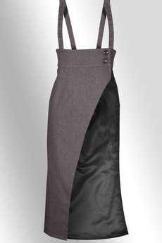 BLUE EYE POP - Sukienka-spódnica