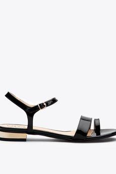 Gloss shoes  sanda%c5%82ki lakierowane na palec  389 z%c5%82  1
