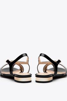 Gloss shoes  sanda%c5%82ki lakierowane na palec  389 z%c5%82  2