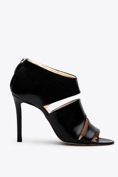 Gloss shoes  botki na szpilce licowe  629 z%c5%82  1