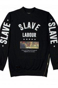 MAJORS - SLAVE LABOUR CREWNECK