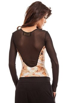 - Baroque bodysuit