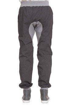 - Spodnie z kontrastowym ściągaczem Mbep_Sp07
