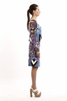 Never Ever - Sukienka SUNSET #1