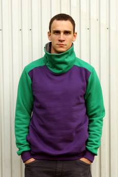 Distense - Super Hero. sweatshirt