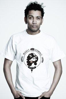 - T-shirt Wurst und Schmalz by NOH8
