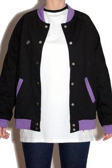- DEEP SEA BABY jersey bomber WAHOO/violet