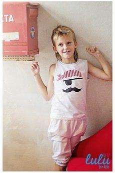 lulu for kids - Ahoy Piraci bez rękawka