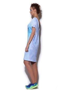 FENOMENALE - sukienka ŻARŁACZ z dekoltem