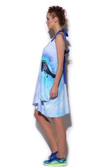 - crazy sukienka ŻARŁACZ
