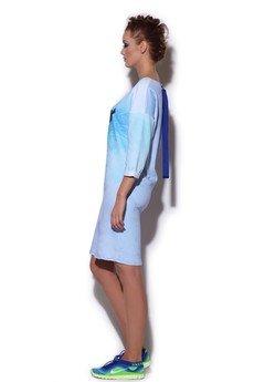 - sukienka ŻARŁACZ  z zamkiem