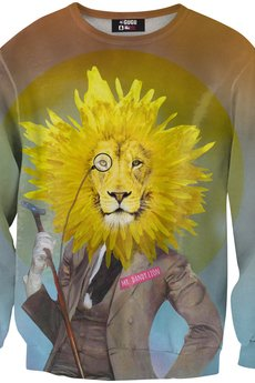 Mr. Gugu & Miss Go - Dandy lion sweater