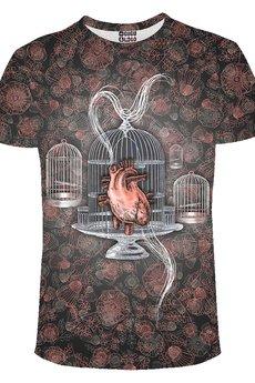 Mr. Gugu & Miss Go - Heart t-shirt