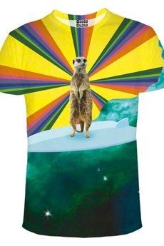 Mr. Gugu & Miss Go - Meerkat t-shirt