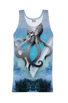 Mr. Gugu & Miss Go - Octopus tank-top