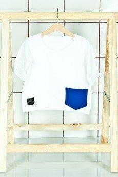 berek - T-shirt z kieszonką